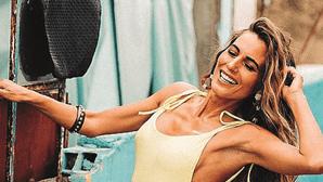 Liliana Santos aposta na sua própria marca de biquínis e fatos de banho