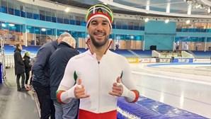 Portugal conquista mais um ouro no Europeu de patinagem de velocidade