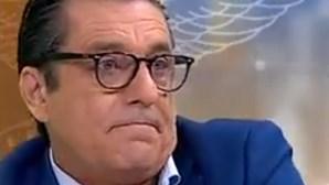 """Paulo Futre: """"Empresa espanhola ia investir milhões nos grandes, desde que houvesse clima de paz"""""""