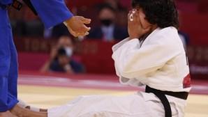 Catarina Costa perde combate e diz adeus à medalha de bronze