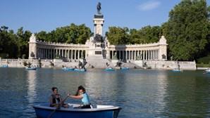 Paseo del Prado e Jardins do Retiro de Madrid entram na lista do Património Mundial da UNESCO