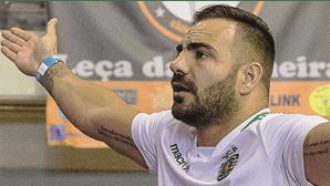 Vedeta do kickboxing espanca amputado em Torres Vedras