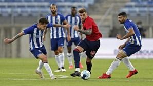 FC Porto vence Lille em jogo de preparação para a nova época