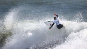 Surfista Yolanda Sequeira faz história nos Jogos Olímpicos de Tóquio 2020 e está nos 'quartos'