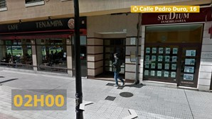 Veja passo a passo o trajeto dos portugueses suspeitos de violar duas jovens em Gijón