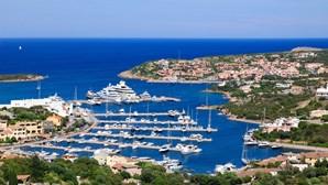 Sardenha, o lugar privilegiado para as férias dos muito ricos