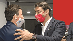 Rui Costa e José Eduardo Moniz governam Benfica