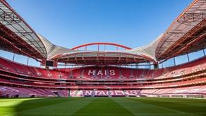 Benfica com 'teste de fogo' diante do PSV na 'antecâmara' da Liga dos Campeões