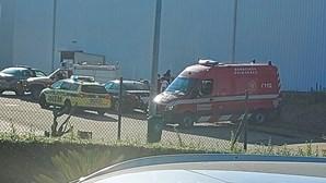 Homem encontrado morto dentro de carro em parque de estacionamento em Guimarães