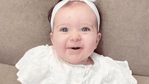 Bebé com doença muito rara 'renasce' com medicamento para combater atrofia muscular espinhal
