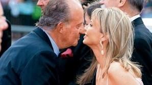 Ex-amante processa Juan Carlos