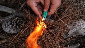 Idoso ateia cinco incêndios em Celorico de Basto