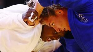Judoca Bárbara Timo eliminada na segunda ronda dos Jogos Olímpicos
