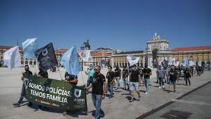 PSP e GNR rejeitam risco pago a 100 euros