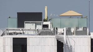 Cristiano Ronaldo vai destruir marquise polémica em prédio de Lisboa
