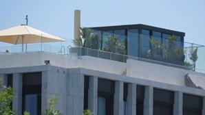 Cristiano Ronaldo tem 15 dias para mudar marquise feita na casa de luxo em Lisboa
