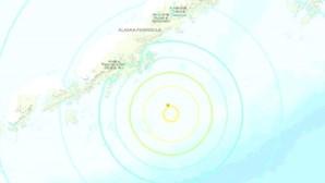 Sismo de magnitude 8.2 abala Península do Alasca