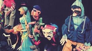 Marionetas para toda a família em Santa Maria da Feira