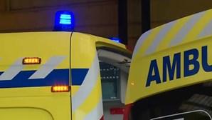 Homem morre atropelado no IC2 em Coimbra