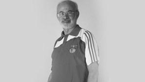 Benfica lamenta morte do médico José Bento Leitão