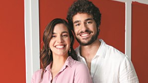 Bárbara Branco e José Condessa: Paixão dentro e fora da ficção
