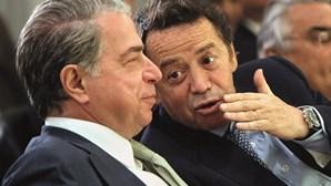 Salgado deu a Pinho 14 963 euros por mês vindos de saco azul