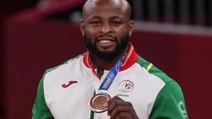 Guerreiro Jorge Fonseca conquista bronze nos Jogos Olímpicos de Tóquio 2020