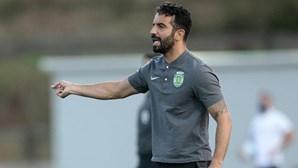 """""""É sempre triste ver estes momentos"""": Rúben Amorim sobre detenção de Vieira"""