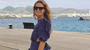Cristina Ferreira descansa ao lado do patrão Mário Ferreira