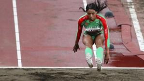 Patrícia Mamona bate recorde nacional com salto de 14,91 metros