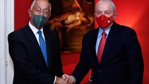 """Marcelo Rebelo de Sousa """"ouviu"""" e """"registou"""" visão de Lula da Silva em visita ao Brasil"""