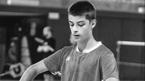 Jovem promessa do badminton português morre aos 16 anos