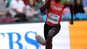 Queniano Mark Odhiambo é o primeiro caso de doping nos Jogos Olímpicos Tóquio 2020
