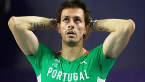 Carlos Nascimento eliminado dos Jogos Olímpicos na primeira ronda dos 100 metros