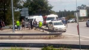 Motard morre em acidente em Viana do Castelo