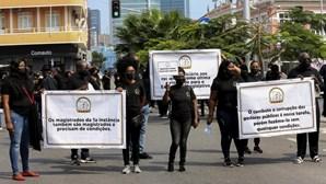 Magistrados angolanos pedem condições dignas e lutam contra perda de direitos