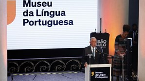 """""""Dança quem está na roda"""", responde Marcelo sobre ausência de Bolsonaro no Museu da Língua Portuguesa de São Paulo"""