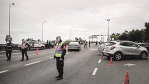 Histórias e episódios insólitos: PSP celebra 12 anos a vigiar Ponte 25 de Abril em Lisboa