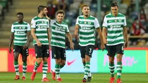 Sporting conquista Supertaça após vitória frente ao Sp. Braga