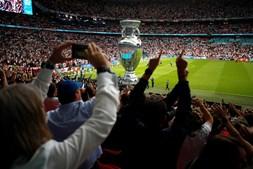 Cerimónia da final do Euro2020