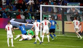 Itália - Inglaterra
