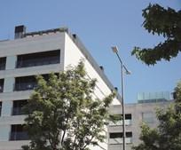 Prédio está localizado numa zona nobre da cidade de Leiria