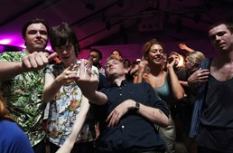 Discotecas reabrem no Reino Unido