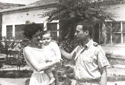 Ana Maria Taveira partiu para Angola em setembro de 1961, grávida de cinco meses. O marido estava a combater no Ultramar desde junho daquele ano em que rebentou a guerra