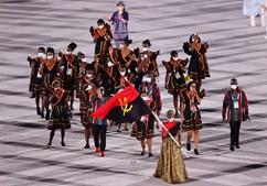 Equipa de Angola leva 39 atletas