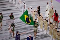 Brasil tem uma delegação de 302 atletas