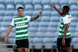 Porro chegou na época passada a Alvalade, emprestado pelo Man. City