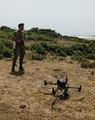 Forças Armadas efetuaram levantamento cartográfico/topográfico no norte da ilha da Madeira