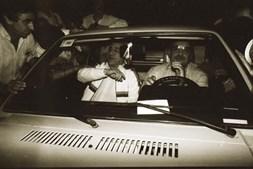 Em 1989 | Otelo libertado, acusado de ser mentor das FP-25 Abril, detido no presidio Militar de Tomar