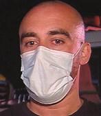 Bruno Louro, comandante dos bombeiros